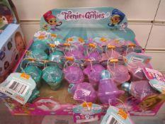24Pcs Brand New Shimmer & Shine Teen Genie Magic Ring Mystery Toy Rrp £2.99 Each