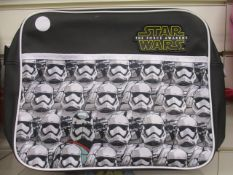 10Pcs X Brand New Star Wars Laptop/Messenger Bag - Similar Rrp £29.99. Each - 10Pc