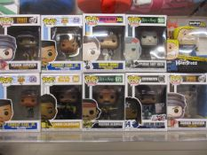 20Pcs - Brand New Assorted Funko Pop Toys - Assorted Mix Of Designs Picked From S