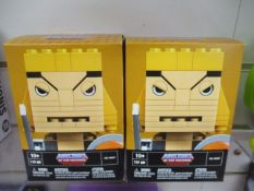 20Pcs - Brand New Kudros Master Of The Universe Building Block Toy - 20Pcs In Lot