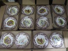Portmeirion Collections 27cm Woodland Plates x 20
