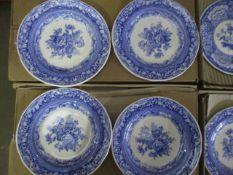 Portmeirion Collections 27cm Dresser Plate x 21