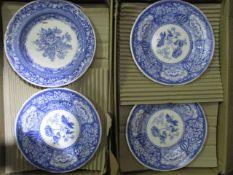 Portmeirion Collections 27cm Dresser Plate x 22