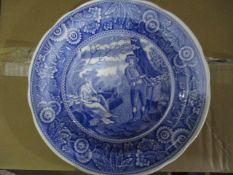Portmeirion Collections 20cm Dresser Plate x 20