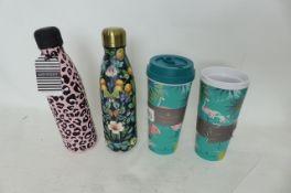 Sara Miller Travel Mugs and Alice & Scott Water Bottle (R3)