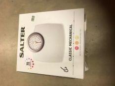 Job Lot of Salter Bathroom Scales (C6)