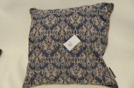 Lexington Navy Blue Cushion 50cm x 50cm (B2)