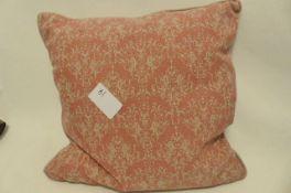 Lexington 50cm x 50cm Pink Cushion (B1)