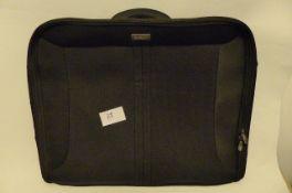 Antler Suit and Garment Bag Black (A7)