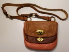 High Quality Fossil Cross Body Leather Bag