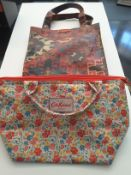 Cath Kidston And Liberty Bags