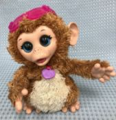Furreal Friends Interactive Monkey Giggling Toy