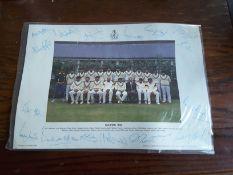 1992 Pakistan Cricket Team Photo