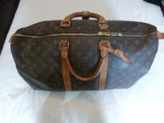 Louis Vuitton Luggage Holdall