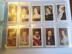John Player 'Kings & Queens' Cigarette Cards