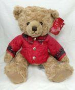 Harrods Christmas Jasper Teddy Bear