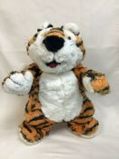 Vintage Retro Tony The Tiger Soft Toy From Kelloggs Frosties 1990