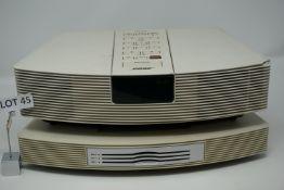 RRP £269.99 Bose Wave Music System Radio