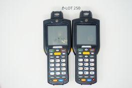 RRP £299.99 NO BUNDLE OF 2 X Motorola Symbol Barcode Scanner