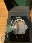Limited Edition Hand Assembled Gamages Debonair Automatic Grey – 5 Year Warranty & Free Delivery