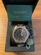 Ltd Ed Hand Assembled Gamages Intrinsic Rotator Automatic Two-Tone – 5 Year Warranty & Free Delivery