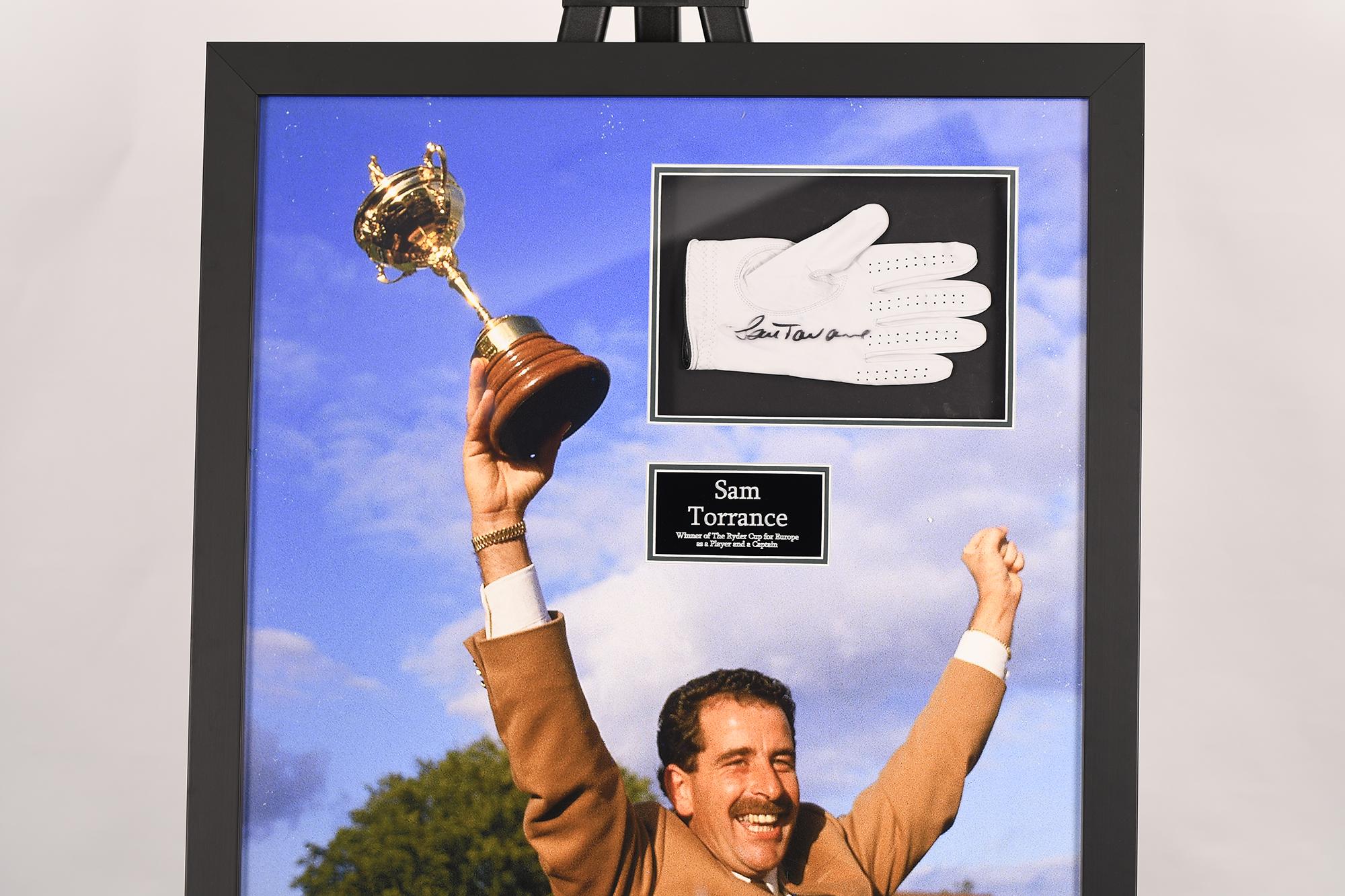Sam Torrance Signed Glove - Image 3 of 4