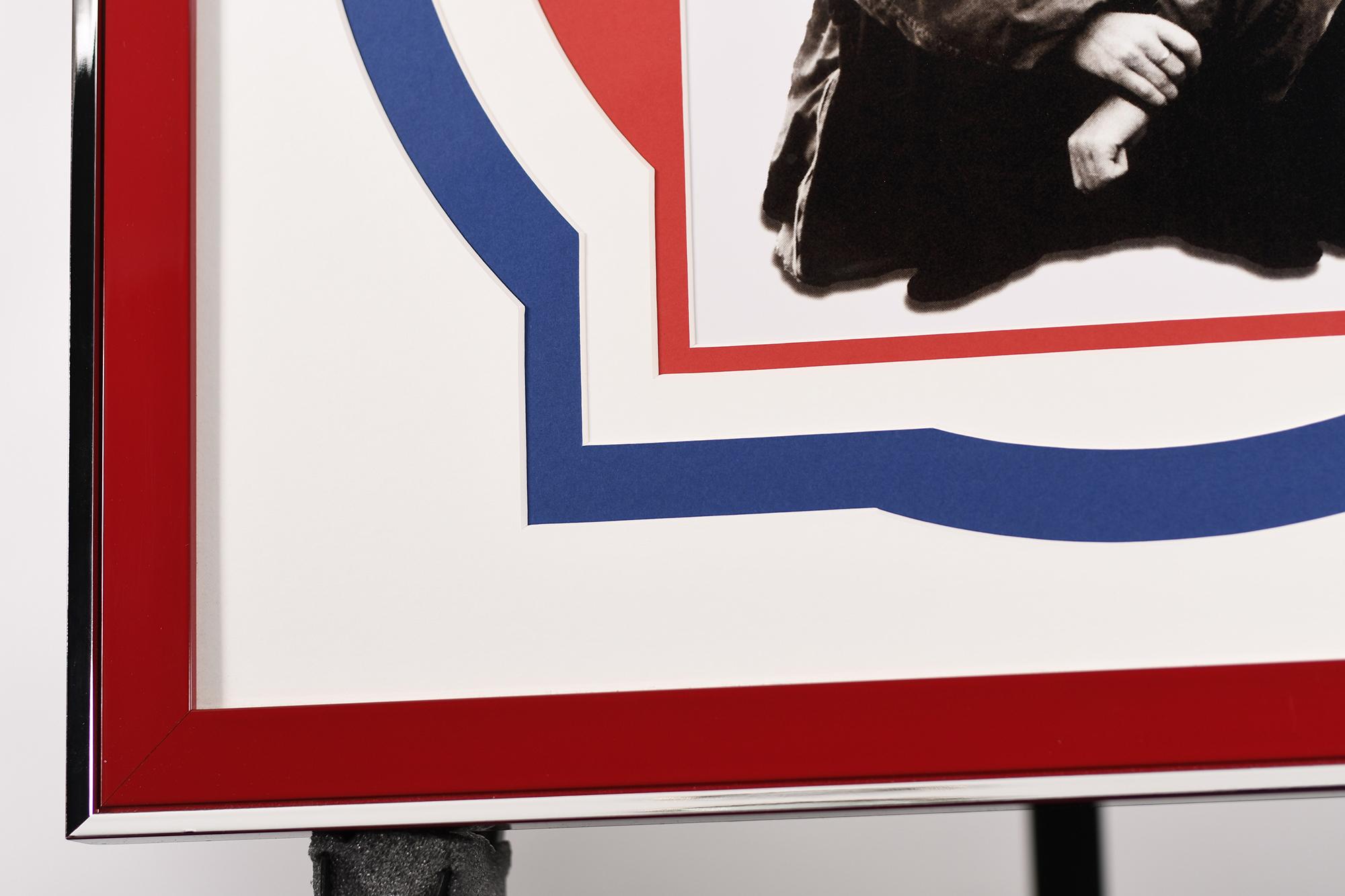 Phil Daniels Framed Memorabilia - Image 4 of 4