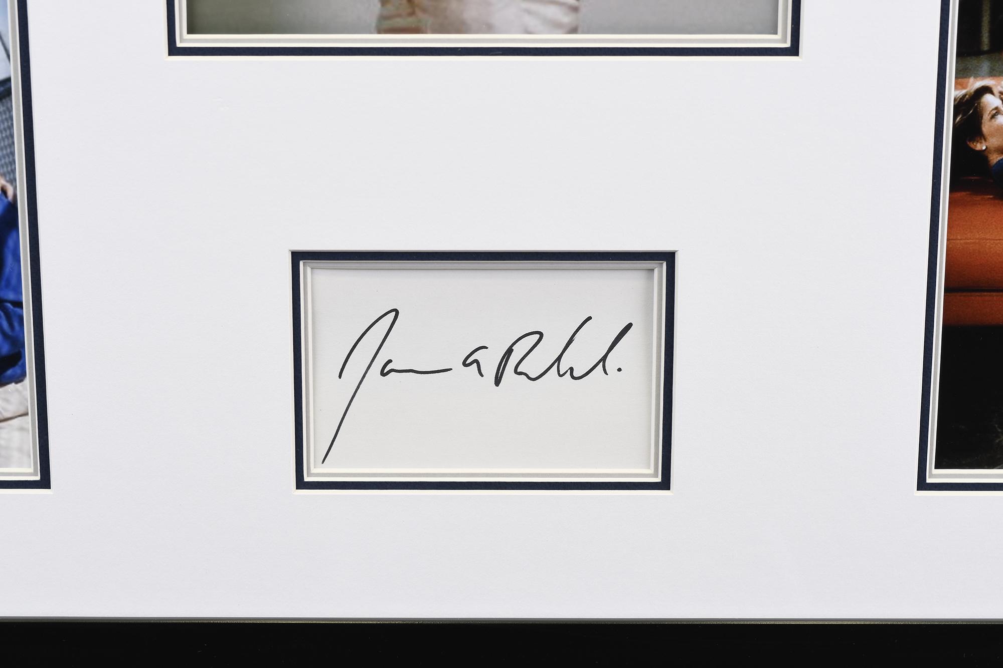 James Belushi Framed Presentation - Image 3 of 6