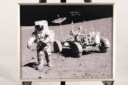 Dave Scott Apollo 15 Framed Memorabilia