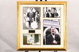 John Cleese Framed Memorabilia