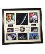 Tom Hanks Framed Signature Presentation