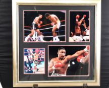 Boxer Tim Witherspoon Memorabilia