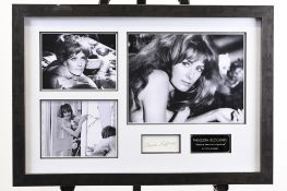 Framed Vanessa Redgrave Presentation