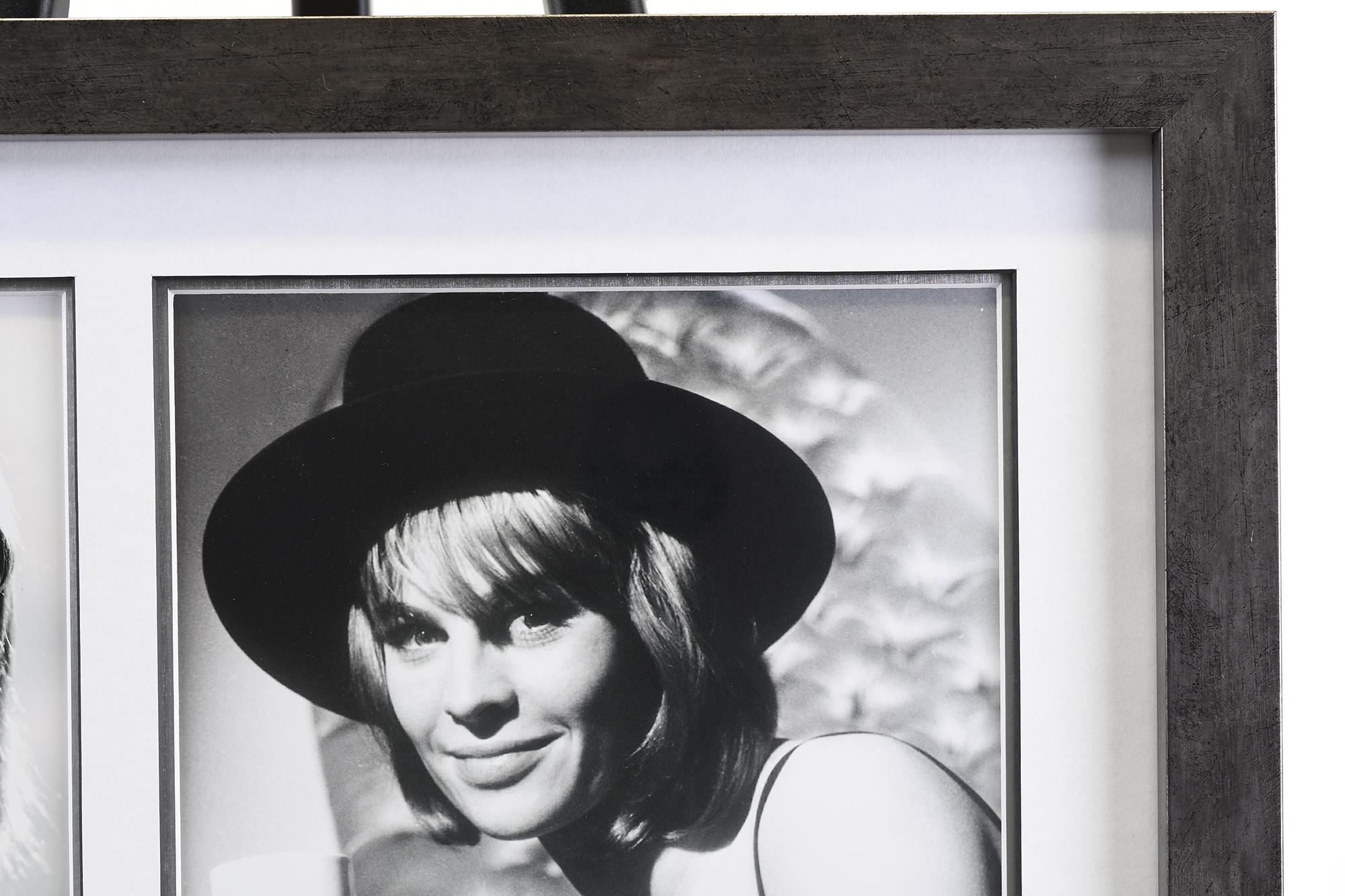 Julie Christie Memorabilia Framed Presentation - Image 4 of 7