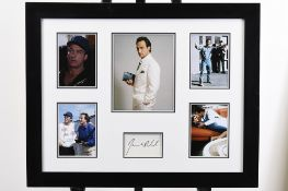 James Belushi Framed Presentation