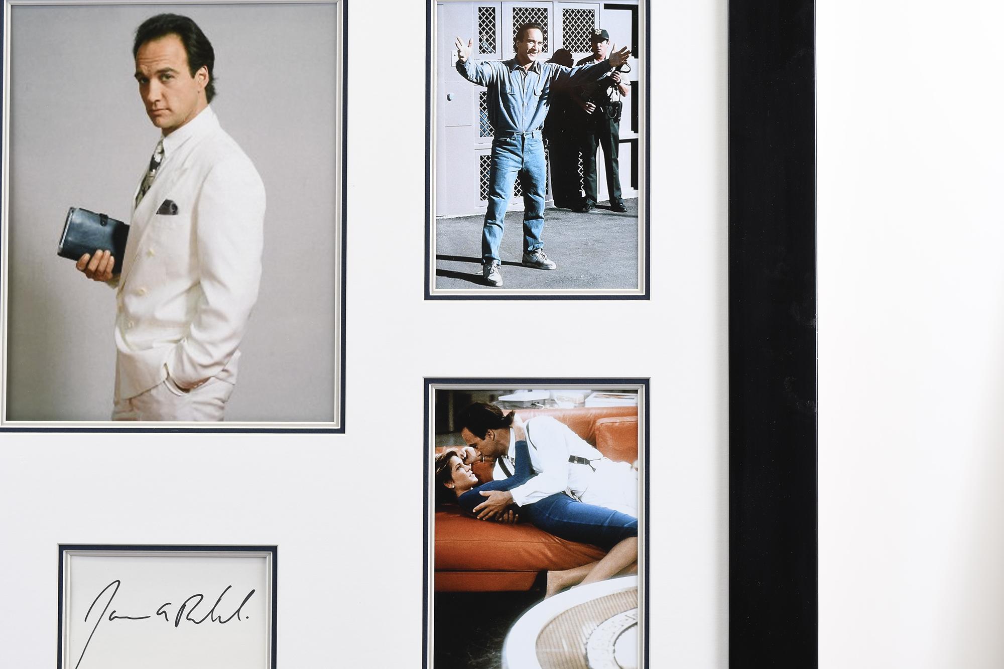 James Belushi Framed Presentation - Image 6 of 6