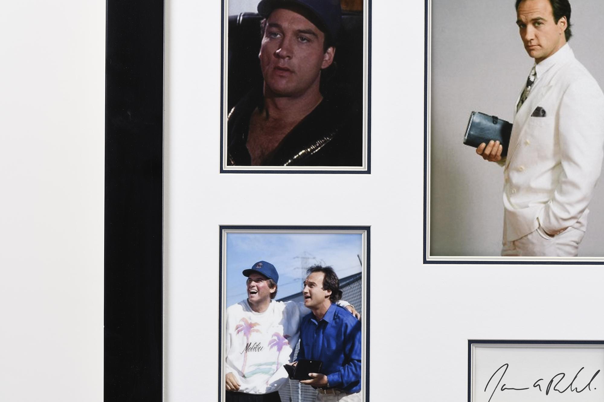 James Belushi Framed Presentation - Image 5 of 6