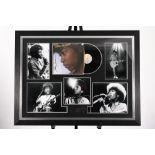 Joan Armatrading Framed Memorabilia