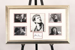 John Hurt Framed Signature Presentation