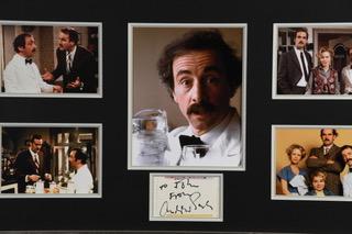 Andrew Sachs Framed Signature Presentation - Image 2 of 2