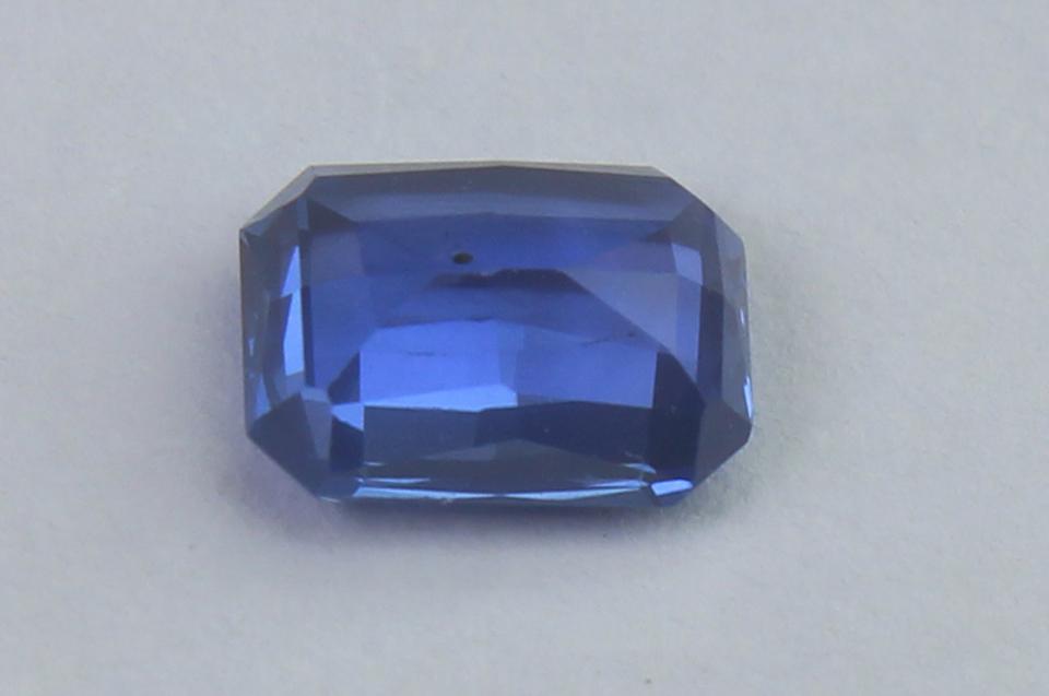 Blue Sapphire, 0.73 Ct - Image 3 of 4