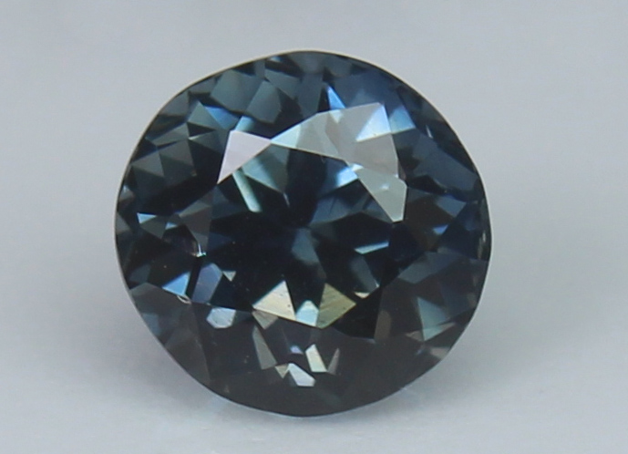 Teal Sapphire, 1.20 Ct