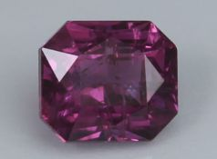 Pink Sapphire, 1.20 Ct