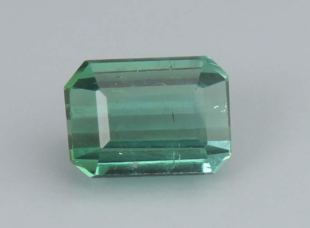 Green Tourmaline, 1.10 Ct