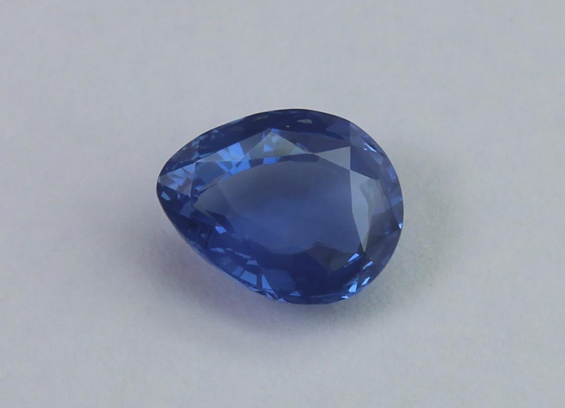 Blue Sapphire, 1.06 Ct - Image 2 of 4