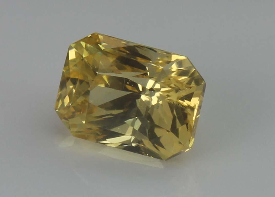 Yellow Sapphire, 1.68 - unheated - Image 2 of 5