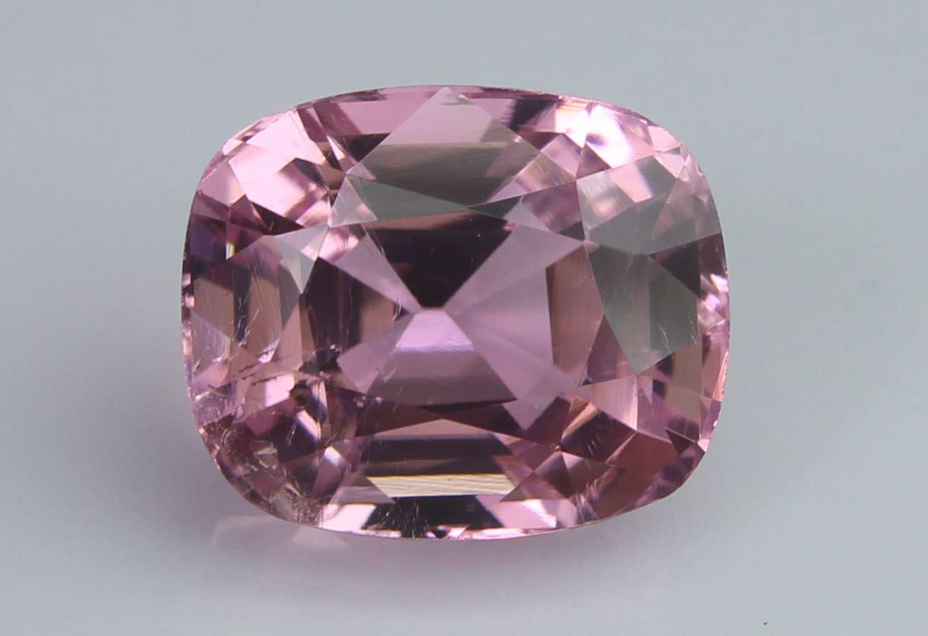 Pink Tourmaline, 4.28 Ct