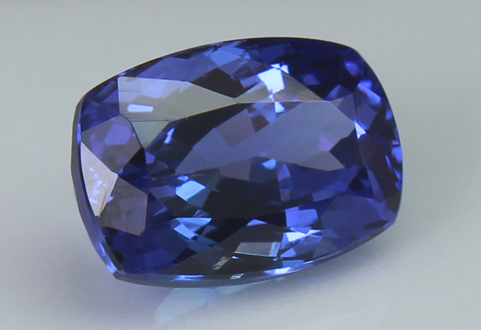 Tanzanite, 4.46 Ct - Image 3 of 5