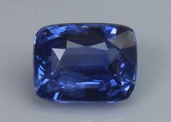 Blue Sapphire, 1.12 Ct