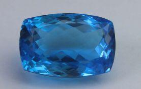 Blue Topaz, 14.67 Ct
